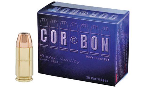 CORBON 9MM+P 125GR JHP 20/500