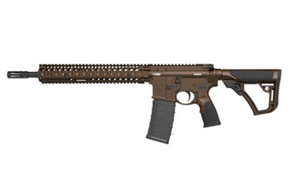 DD M4A1 556NATO 14.5PB BROWN 32RD