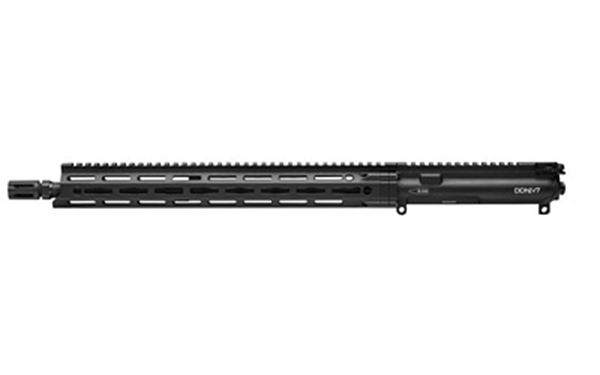 "DD M4V7 UPPER 556 16"" MLOK BLK"