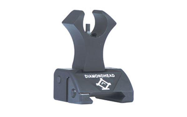 DMDHD DIAMOND FRONT SIGHT BLK