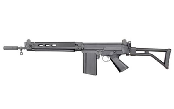 "DS ARMS SA58CP 308WN 16.25"" 20RD BLK"