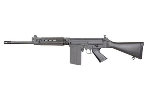 """DS ARMS SA58TAC 308WIN 16.25"""" 20R BL"""