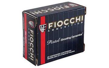 FIOCCHI 380ACP 90GR XTP 25/500