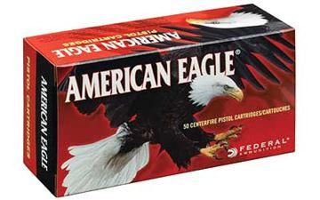 FED AM EAGLE 9MM 147GR FMJ 50/1000