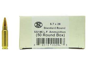 FN SS195LF 5.7X28MM 27GR 50/2000
