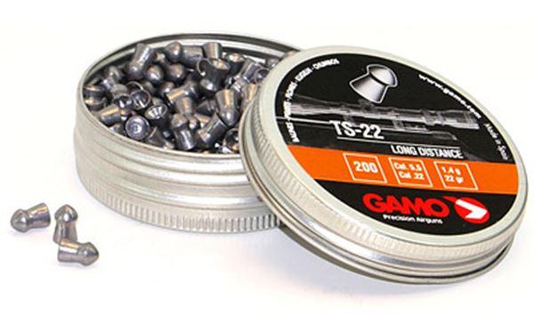 GAMO TS 22 PELLETS .22 CAL 200/PK