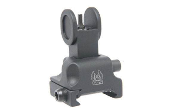 GG&G FRONT FLIPUP FOR TAC FOREARMS