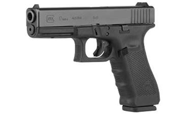 Picture of GLOCK 17 GEN4 9MM 17RD 3 MAGS