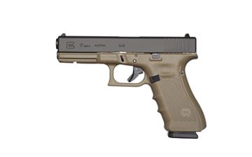 Picture of GLOCK 17 GEN4 9MM 17RD 3 MAGS OD