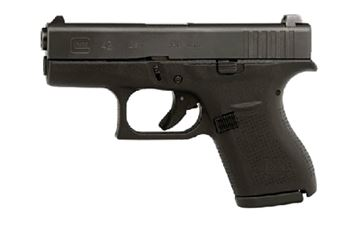 Picture of GLOCK 42 380ACP 6RD W/LASER/HLSTR