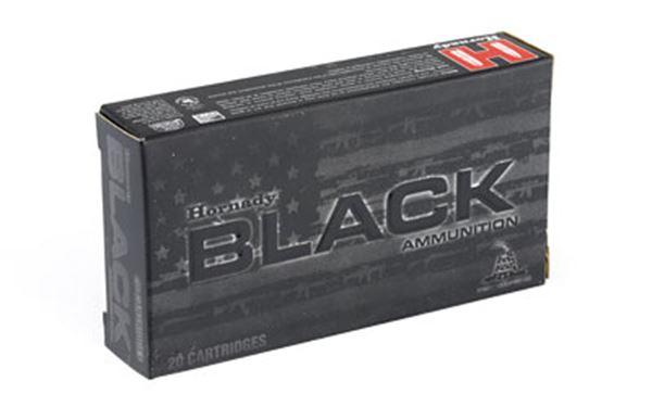 HRNDY BLACK 223REM 75GR BTHP 20/200