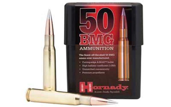 HRNDY 50BMG 750GR AMAX 10/100