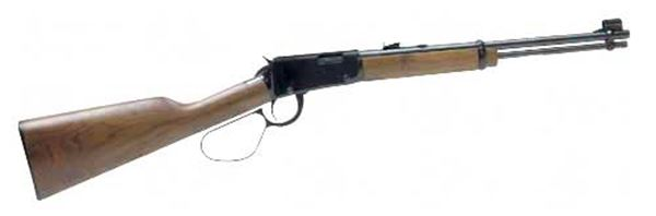 HENRY LEVER ACTION LOOP CARBINE 22