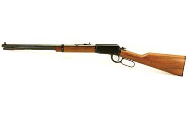 """HENRY LEVER ACTION 22MAG 20""""OCT BB"""