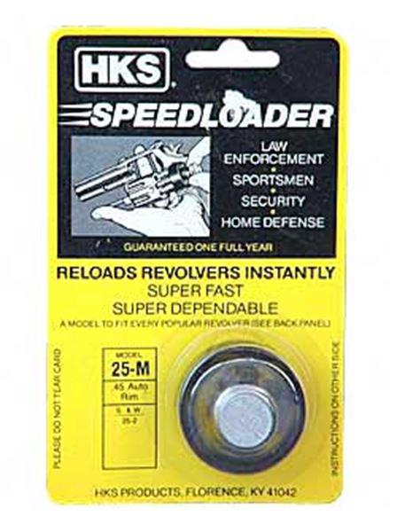 HKS SPDLR 45AUTO RIM S&W 25-2