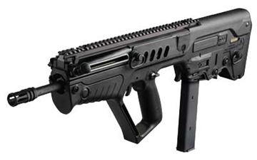 """Picture of IWI TAVOR SAR 9MM 17"""" 32RD BLK"""