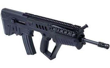 """Picture of IWI TAVOR SAR 556NATO 18"""" 30RD BLK"""
