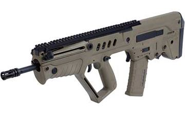 """Picture of IWI TAVOR SAR 556NATO 16.5"""" 30RD FDE"""