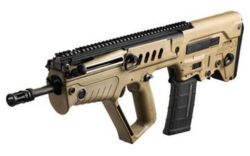 """Picture of IWI TAVOR SAR 300BLK 16.5"""" 30RD FDE"""