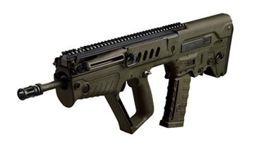 """Picture of IWI TAVOR SAR 556NATO 16.5"""" 30RD OD"""