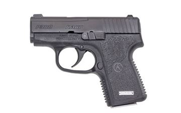 """Picture of KAHR P380 380ACP 2.5"""" B-STS POLY 6RD"""
