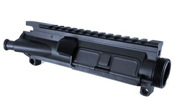 KE ARMS STRIPPED UPPER FORGED BLK