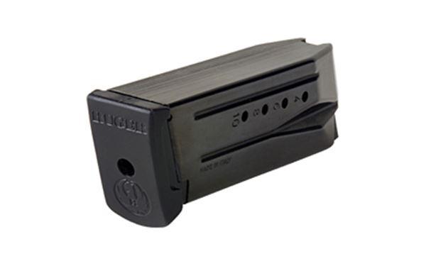 MAG RUGER SR9C 9MM 10RD BLK W/EXT