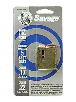 Picture of MAG SAV 93 SER 22WMR/17HMR 5RD STS