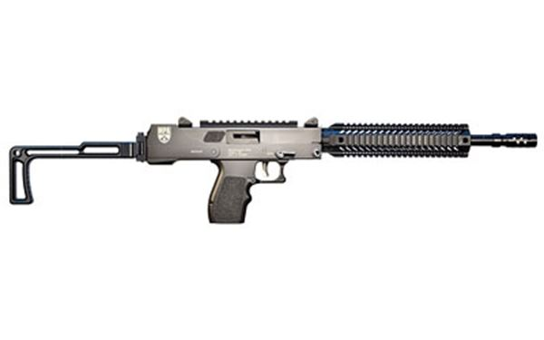 "MPA CARBINE 5.7X28MM 16"" TB 20RD BLK"