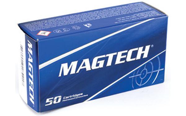 MAGTECH 357 MAG 125 FMJ FLAT 50/1000