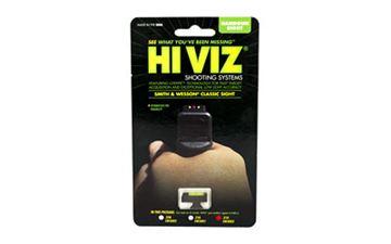 HIVIZ S&W REV FRNT SIGHT .310 GRN