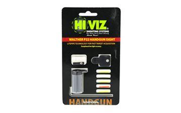 HIVIZ WALTHER P22 FRNT SIGHT INTRCHG