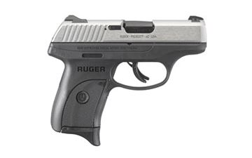 "RUGER LC9S 9MM 3.1"" STS 7RD"