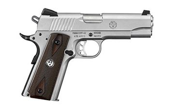"""RUGER SR1911 45ACP 4.25"""" STS 7RD"""