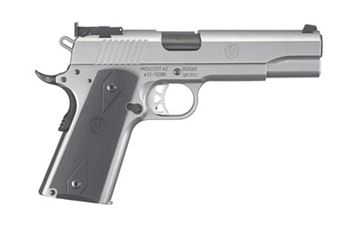 """RUGER SR1911 10MM 5"""" MSTS 8RD RBR AS"""