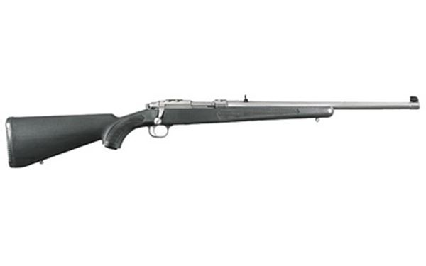 """RUGER 77/44 44MAG 18.5"""" STS 4RD SYN"""