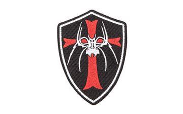 SPIKE'S SPIDER PATCH CRUSADER