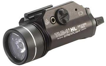 STRMLGHT TLR-1 HL 800 LUMEN BLACK