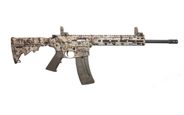 "S&W M&P15-22 22LR 16"" 25RD KRYPTEK"