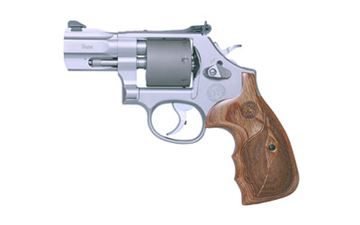 """S&W 986PC 9MM 2.5"""" 7RD MSTS WD AS"""