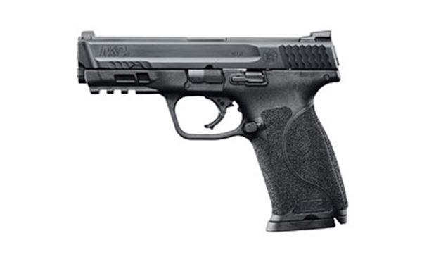 """S&W M&P 2.0 40SW 4.25"""" 15RD BLK NMS"""
