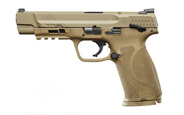"""S&W M&P 2.0 40SW 5"""" 15RD FDE NMS TS"""