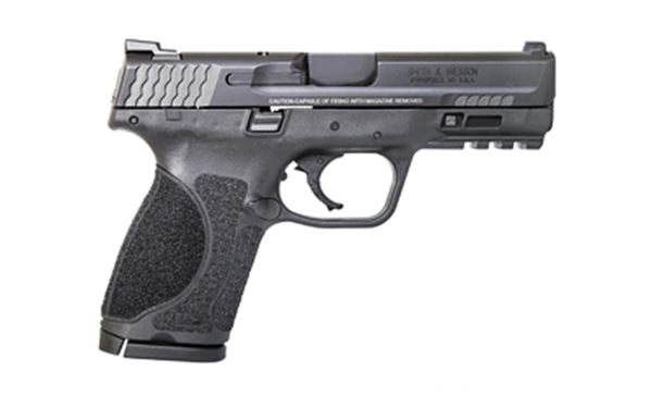 """S&W M&P 2.0 40SW 4"""" 13RD BLK NMS"""