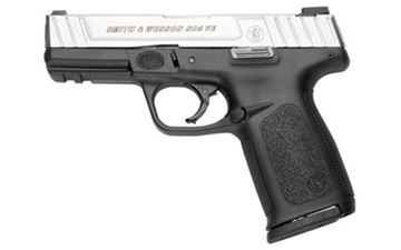 """S&W SD9VE 9MM 10RD 4"""" DT FS 2MAGS"""
