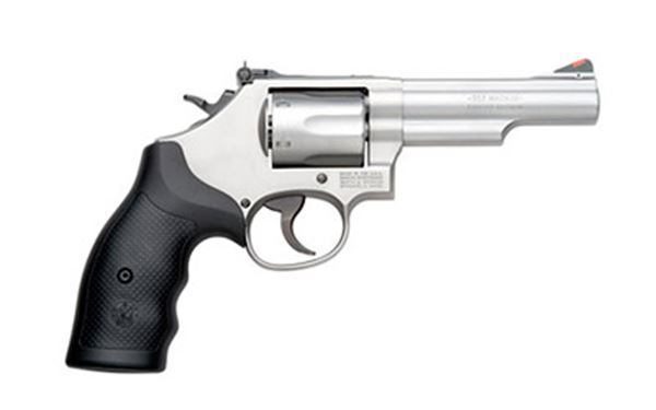 """S&W 66 4.25"""" 357MAG 6RD STS AS RBR"""