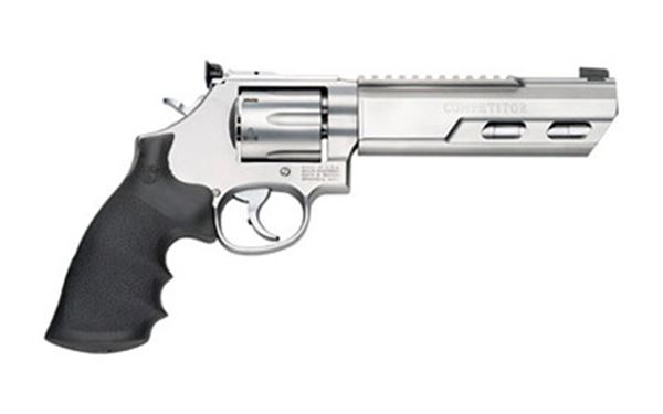 "S&W 686PC 357MAG 6""WGTD 6RD STS AS"
