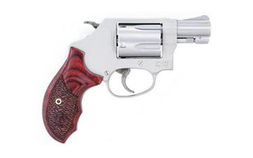 "S&W 637PC 38SPL+P 1.875"" 5RD STS WD"