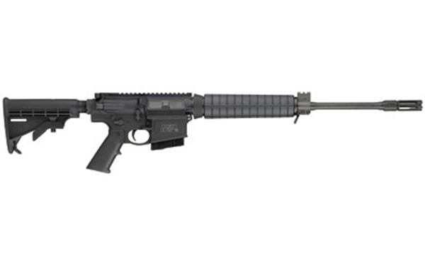 """S&W M&P10 308WIN 18"""" 10RD BLK 6 POS"""