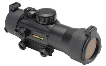 TRUGLO RED DOT 5MOA 2X42 BLK