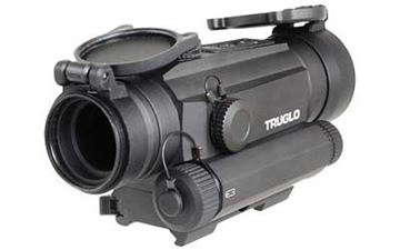 Picture of TRUGLO TRU-TEC 30MM RED-DOT BLK